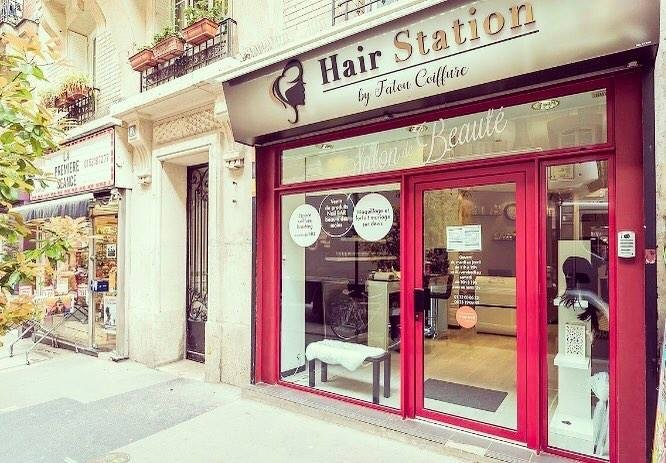 Hair Station-La référence du salon afro à Paris🤩🤩